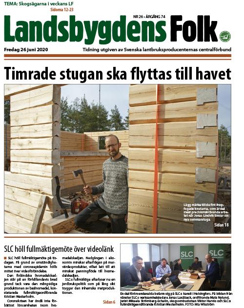 Landsbygdens folk ONLINE tidning