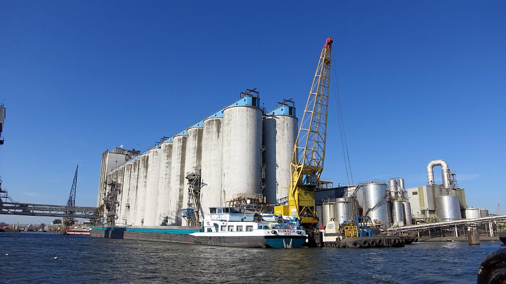 SLC - 130924 04 Ag Frachthafen Amsterdam