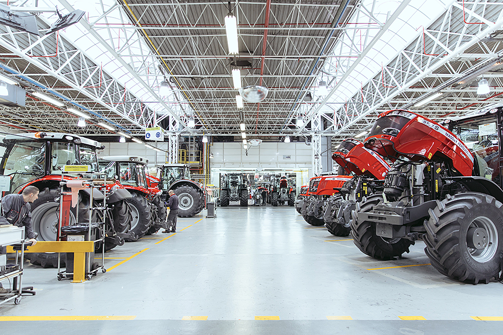 SLC - Agco Mf Factories Beauvais1 Beauvais 1018 56000