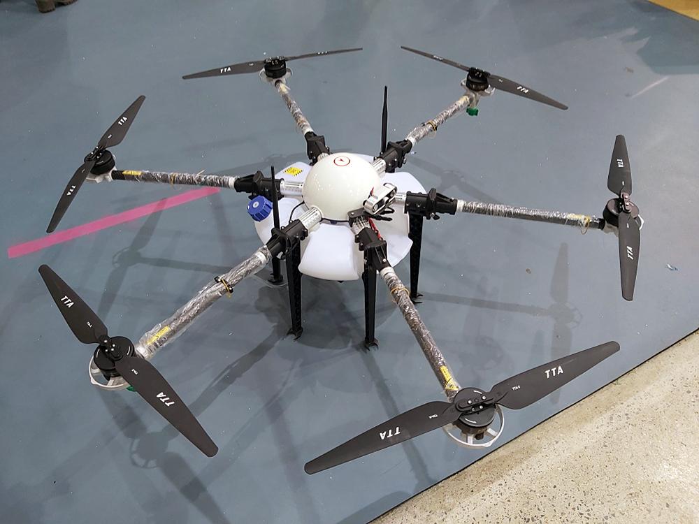 SLC - Dronare