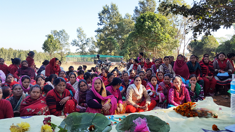 SLC - Ffd Nepalutbildning