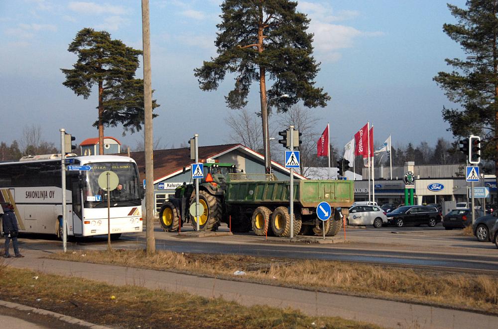 SLC - Trafik